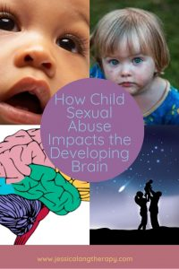 child sexual abuse and the developing brain
